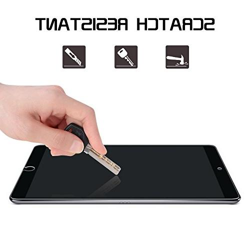 SPARIN iPad Screen Protector Double Friendly / Edge/Scratch Screen for New Pro 10.5