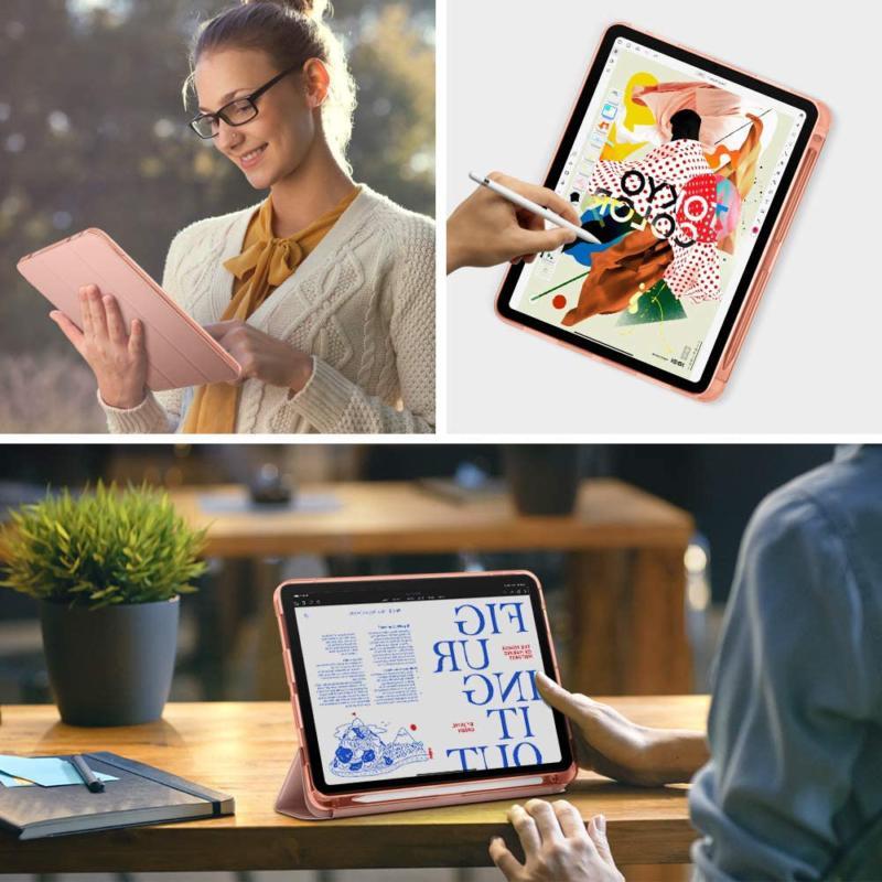 DTTO Case iPad Case 2020 Ultra Slim