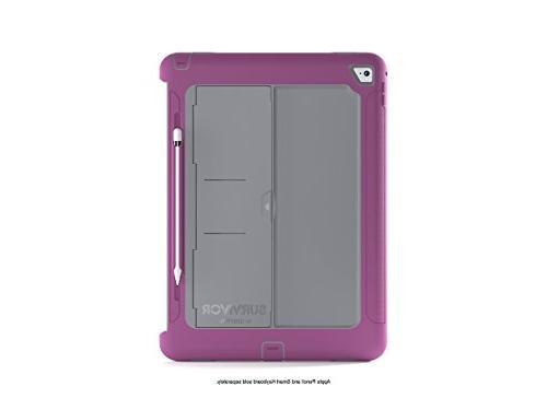 iPad 12.9 Rugged Case, Survivor Slim Case +
