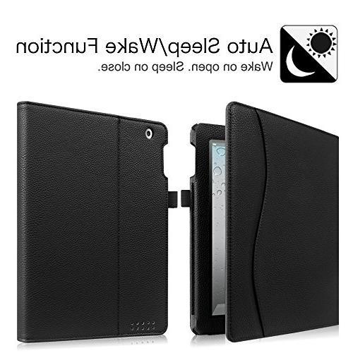 Fintie iPad - Folio Cover Sleep/Wake for 2, iPad 4th