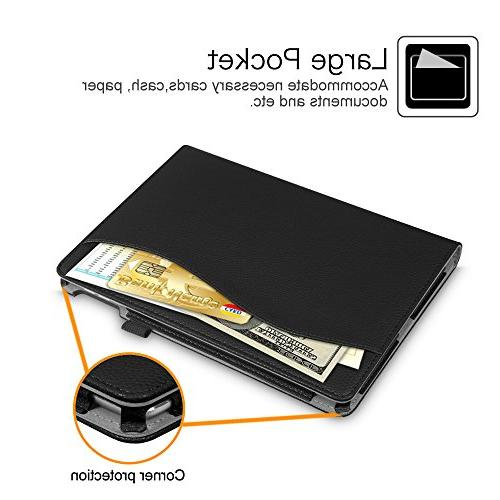 Fintie Case - Cover with Sleep/Wake 2, iPad & iPad 4th with Retina
