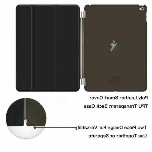 iPad Gen Case Magnetic Smart Cover Slim Fold Stand For