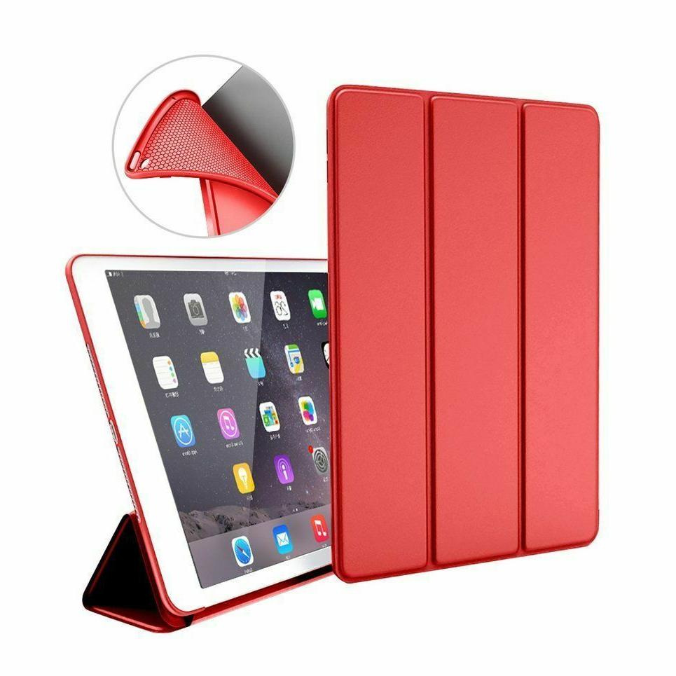 "iPad Case 3 4 Generation 9.7"" Magnetic Silicone For Apple"