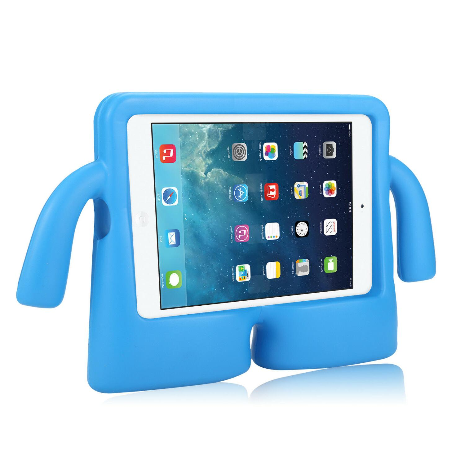Apple iPad 2 / 3 / 4 Kids Elephant Design Shockproof Light W