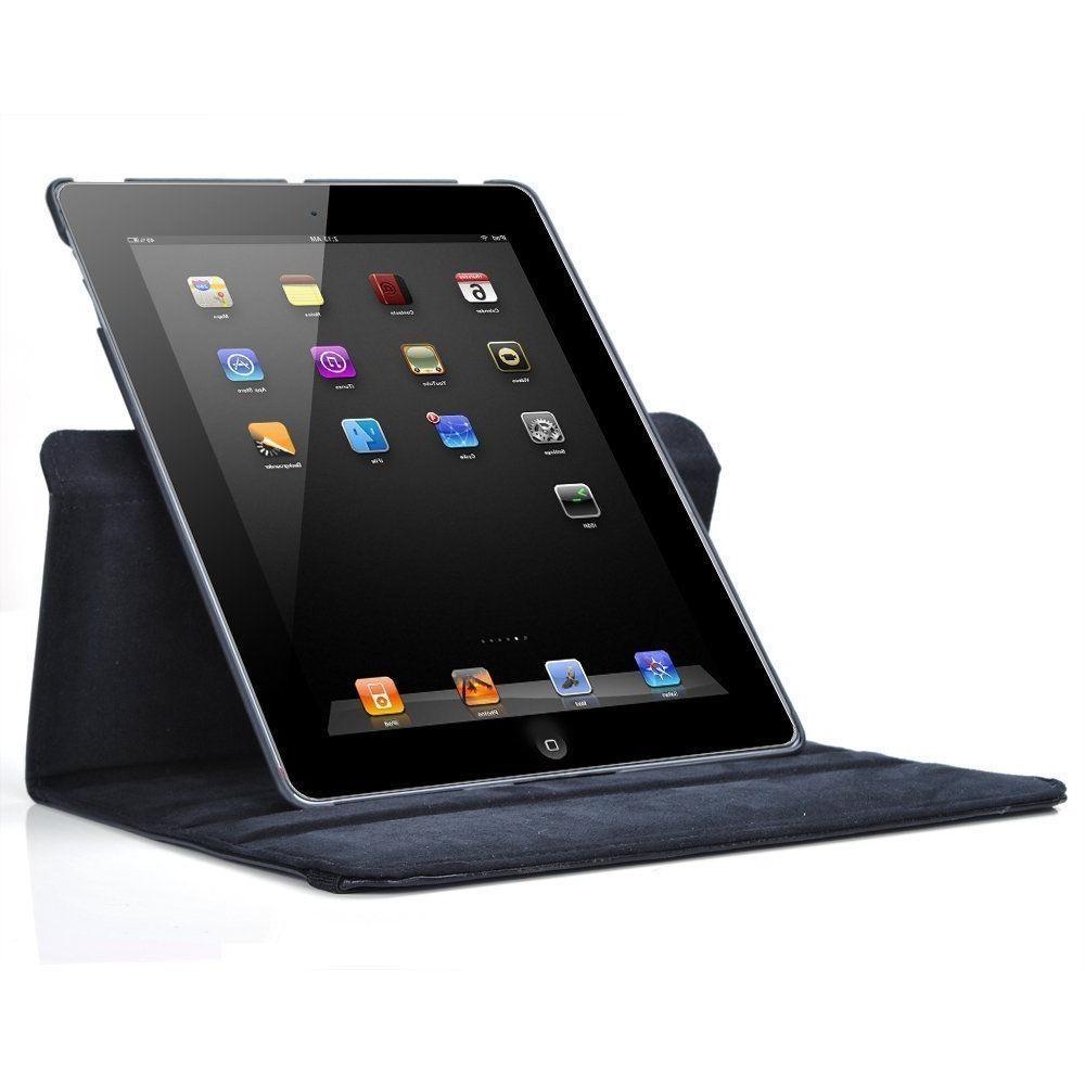 Apple iPad 3 4 Case 360 Degrees