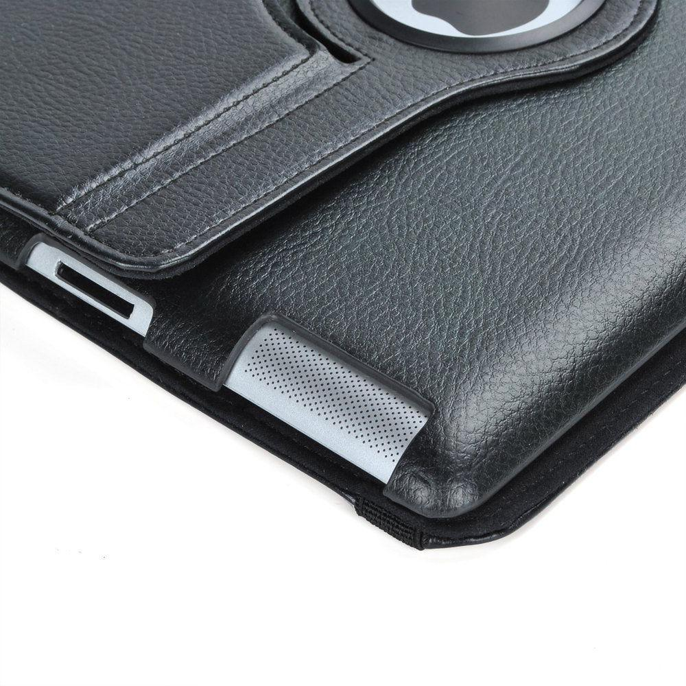 Apple iPad 2 3 / Leather Case - Degrees Magnetic Cover