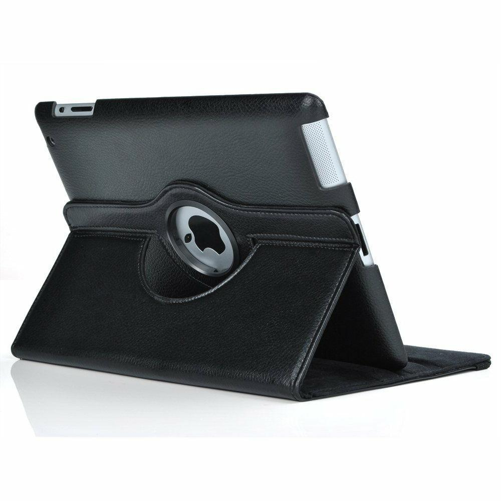 Apple iPad 3 4 Case 360 Degrees Magnetic