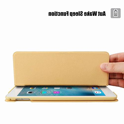 3 Case, iPad Folio Case, Stand Apple iPad 3 / Rabbit with