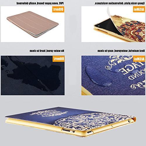 iPad 2 iPad 3 iPad 4 Case, AiSMei Folio Stand Case Apple 3 4 -