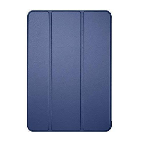 DTTO 2018 iPad 5th Generation with Soft Back Case 2018/2017 - Navy