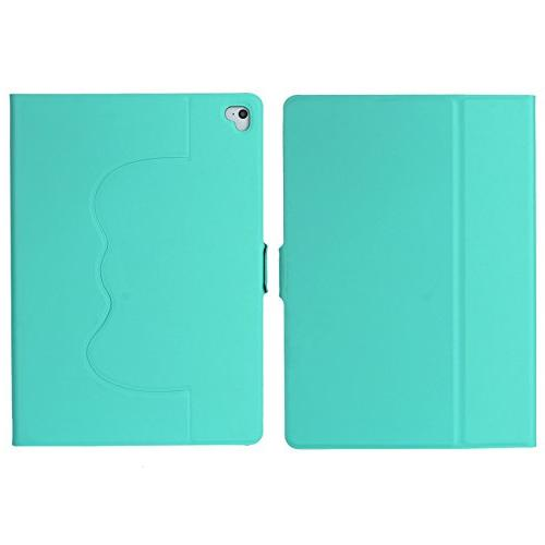 New iPad Case - AiSMei Lightweight Smart Cover Rotating Leather Case with TPU Cover for Apple iPad Pro Air -