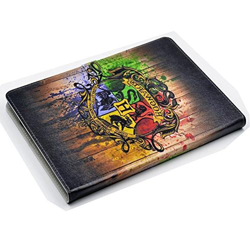 iPad 2017 inch School Pattern Leather Flip Stand Case Apple iPad 9.7-inch