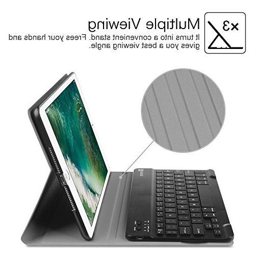 Fintie / iPad Air / Wireless Bluetooth iPad Gen, Air Navy