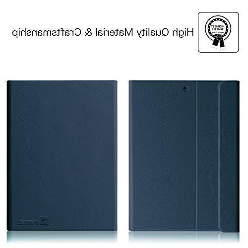 Fintie iPad / iPad Air / iPad Air Case Slim Shell Stand Detachable iPad 6th Gen, iPad Air 1/2, Navy