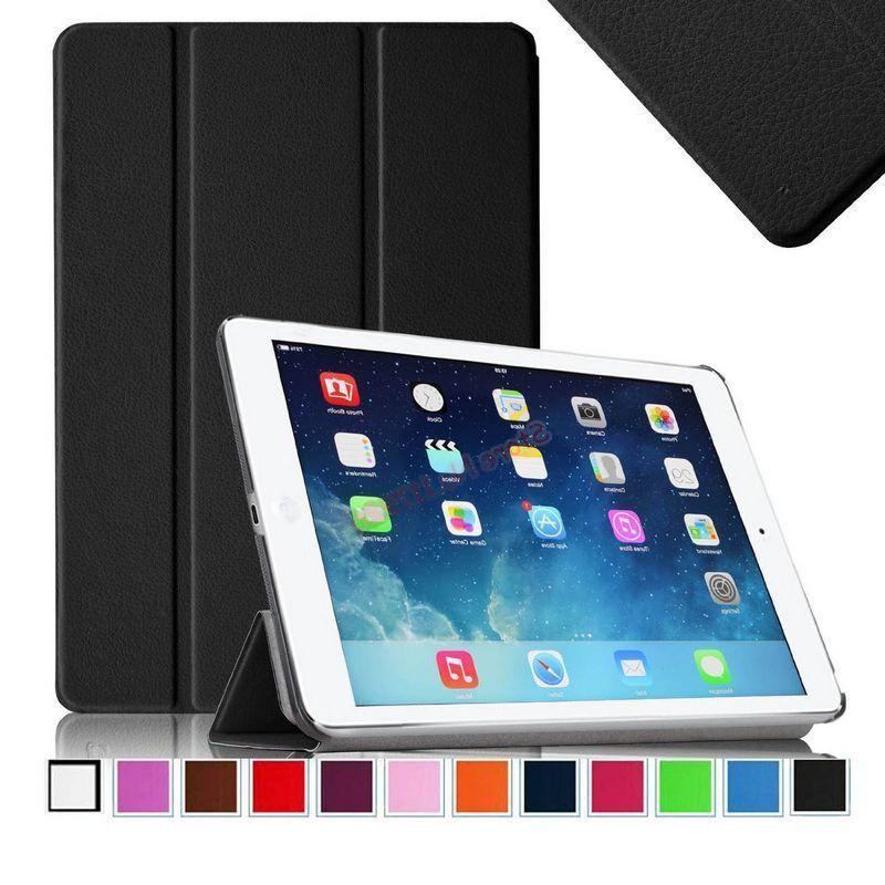 iPad  Slim Wake/Sleep Stand Cover Case For 5th gen /6th gen