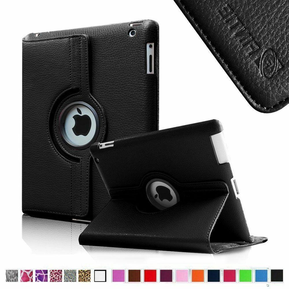 For iPad 3 A1416 1430 Retina Display 360° Rotating Case Sta