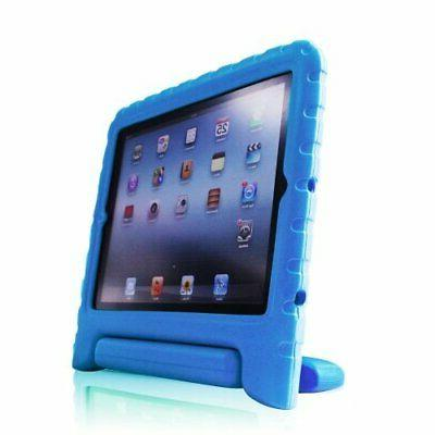 For iPad 4/3/2 Shockproof Kids Friendly Convertible Handle Stand