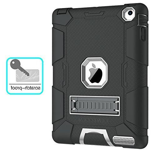 iPad 3 iPad Case, Duty Layer Body Protective iPad