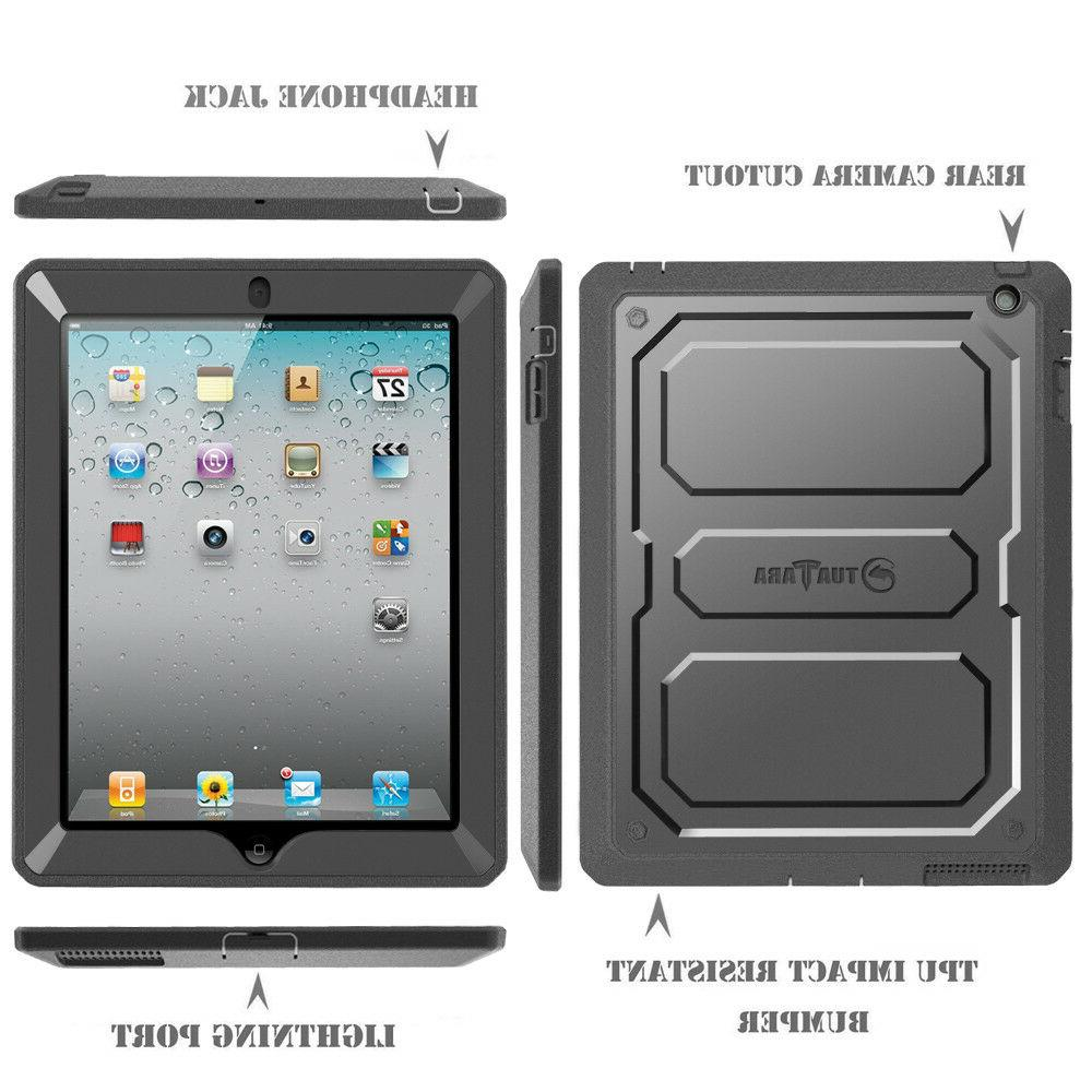 For iPad 3 & 2 Case Built-in Screen