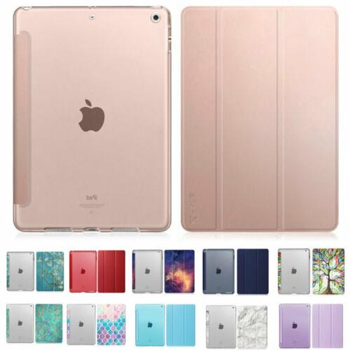 Fintie For iPad 2/3/4 Case SlimShell Translucent Frosted Bac
