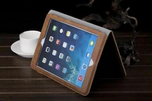 For 5th 2017 Cover Luxury Smart Leather Stand