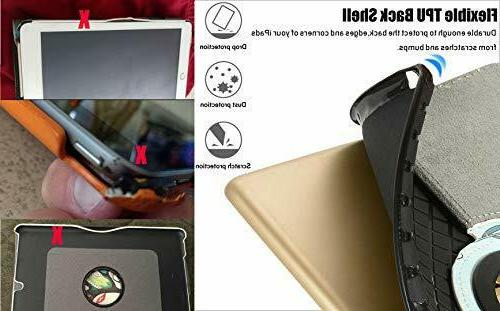 iPad 6th / 5th Generation Air Case - Rotating