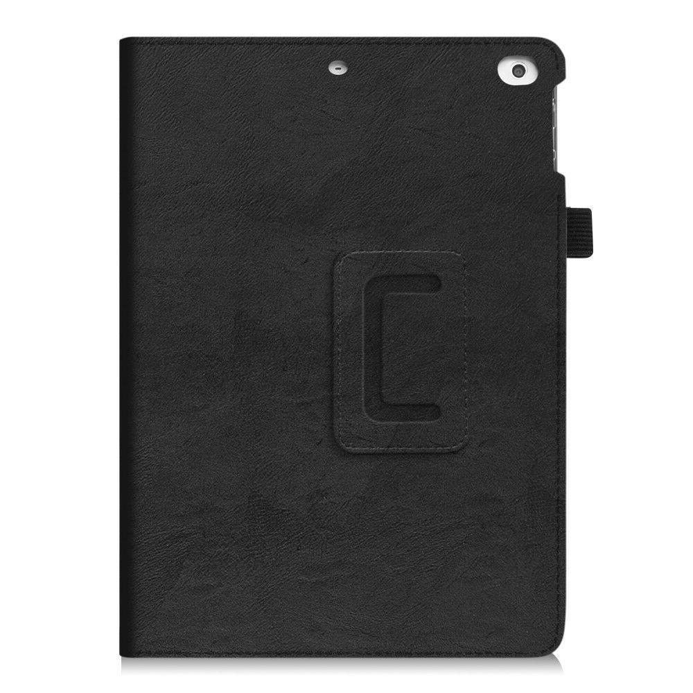 "For iPad 6th 9.7"" 2018 Folio Cover + Protectors +"
