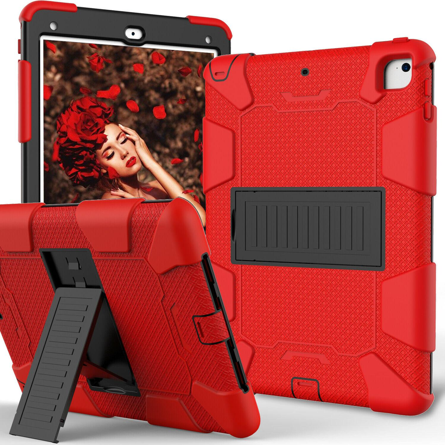 For Air 1 9.7 Shockproof Hard Case Stand Cover