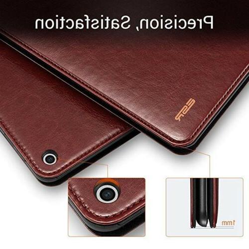ESR Brown Espresso Folio Pencil Stand NIB