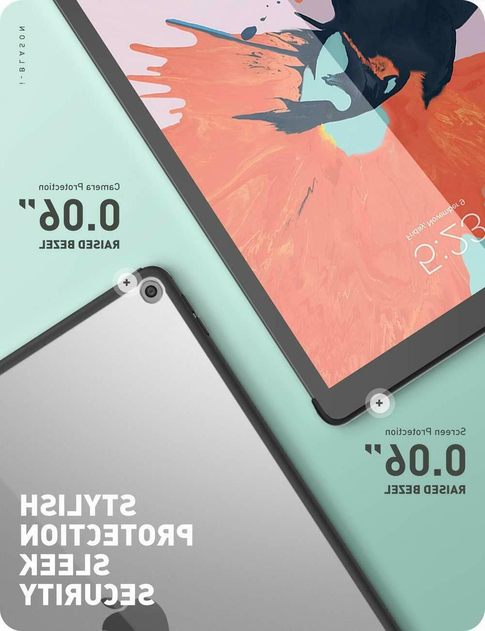 iPad 2019 Clear Hybrid Cover Cover