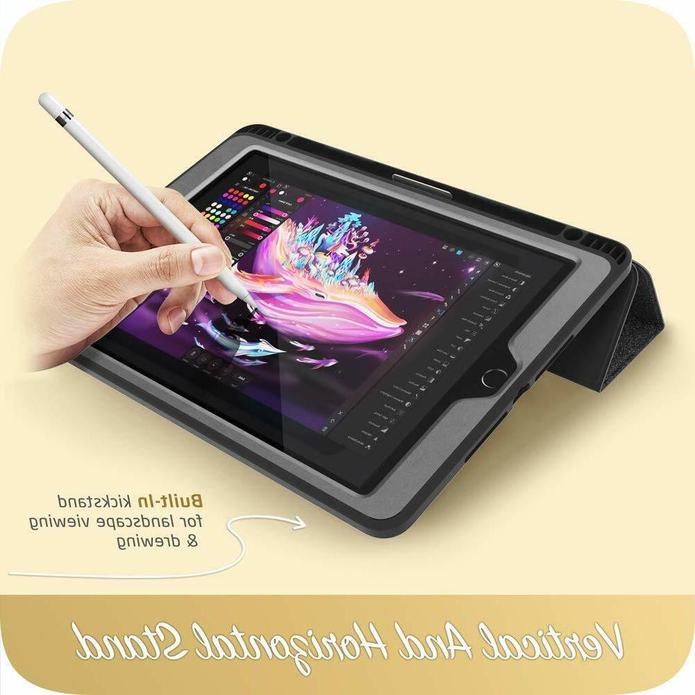 "iPad 10.2"" i-Blason Trifold Case with Protector"