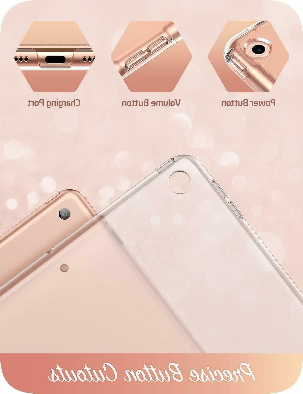 iPad 7th iPad 10.2 2019 i-Blason Trifold Slim