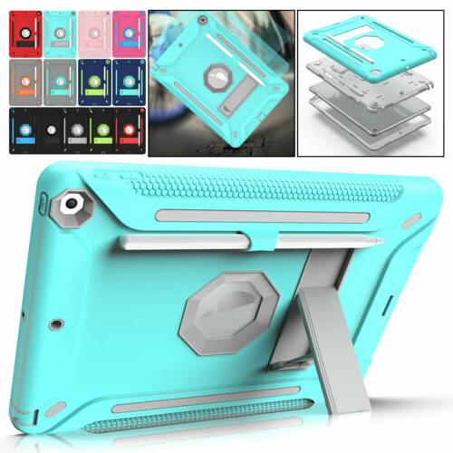"For Apple iPad 8th Generation 10.2"" 2020 Tough Shockproof Ar"