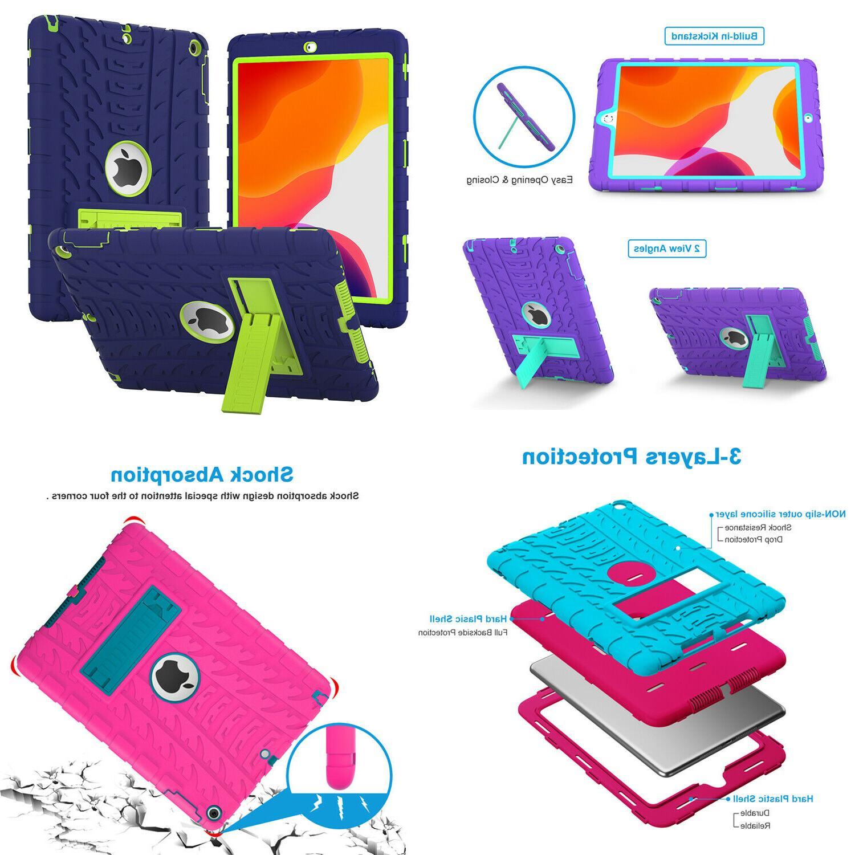 iPad 7th Case iPad 10.2 Case 2019 Kids Case