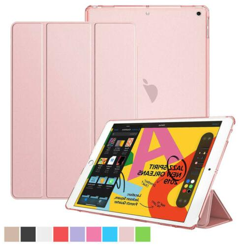 For iPad 10.2'' 8th Gen 2020 7th 2019 Folio Stand Shockproof