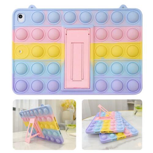 For 8th 6th 5th mini Air 4/2 Fidget Push Bubble Tablet Case