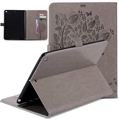 For 9.7 2017 5th Smart Wallet Cover