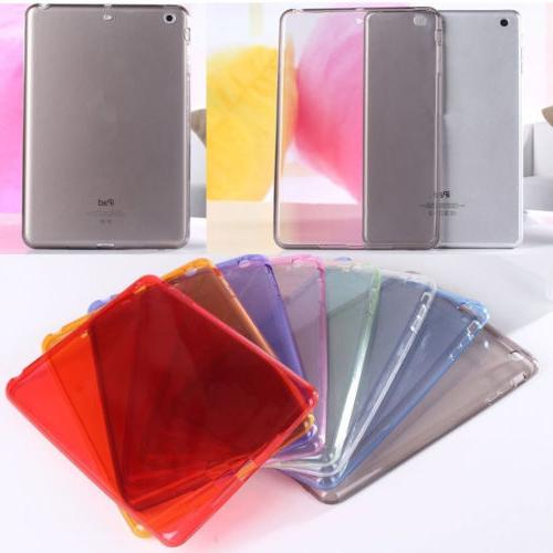 2 3/Pro Clear Soft Rubber Protective Cover