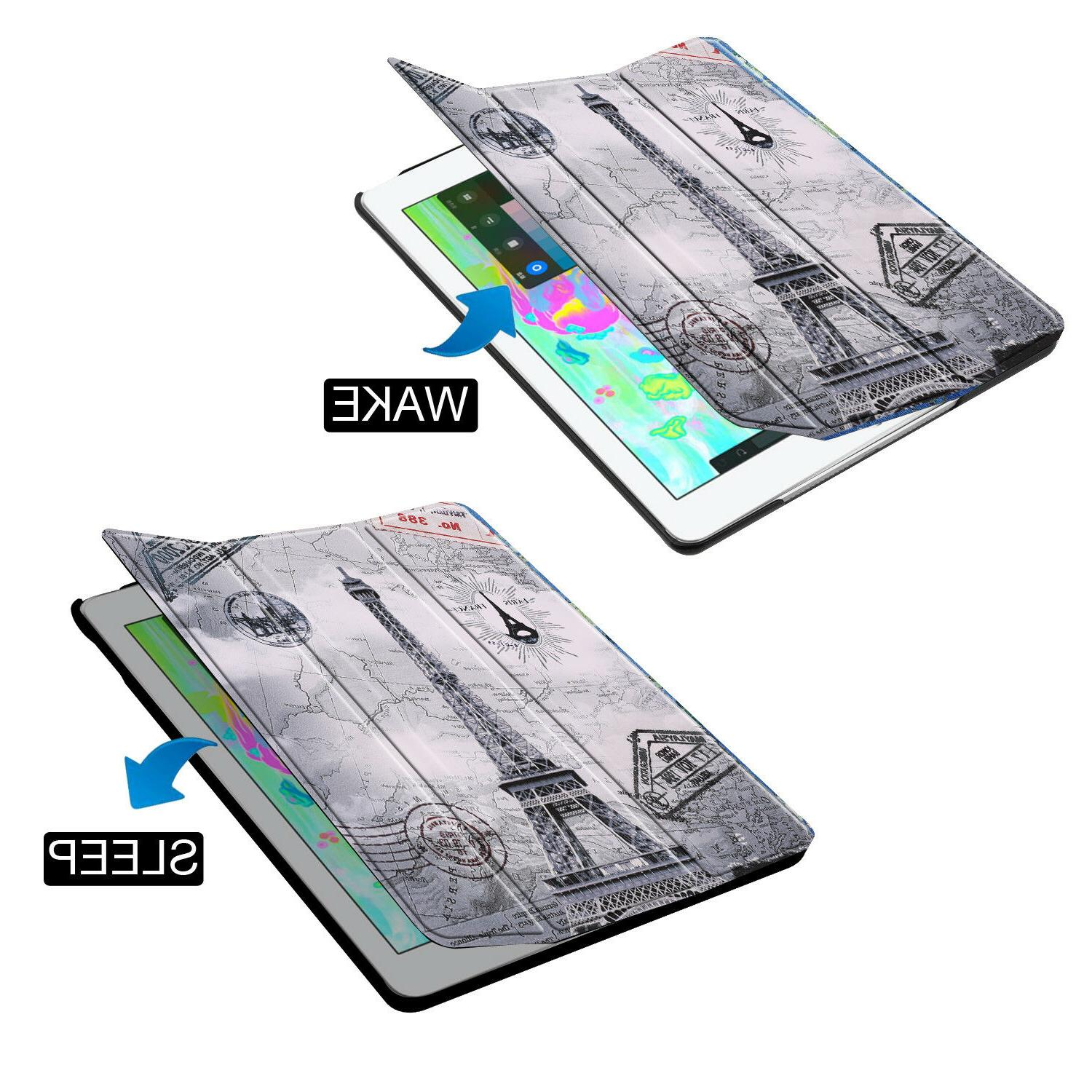 iPad 6th Case Pencil Smart Cover