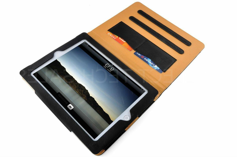 iPad Cover Wallet Sleep For