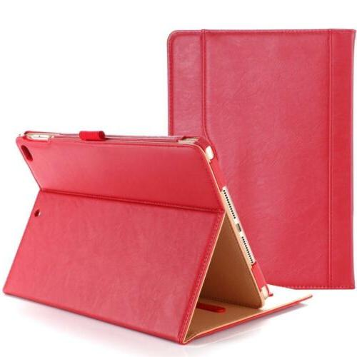 ProCase iPad 9.7 Case 2018 / 2017 - Stand Folio Cover for Ap