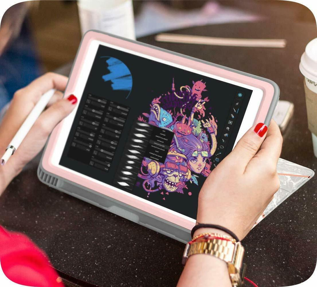 iPad Case i-Blason Cover+Screen Protector