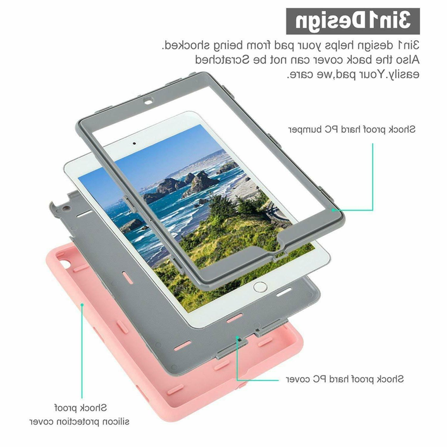 iPad-9-7-Case-5-6th-Generation-Protector-Shield-Stand-Shockproof-Otterbox-New i