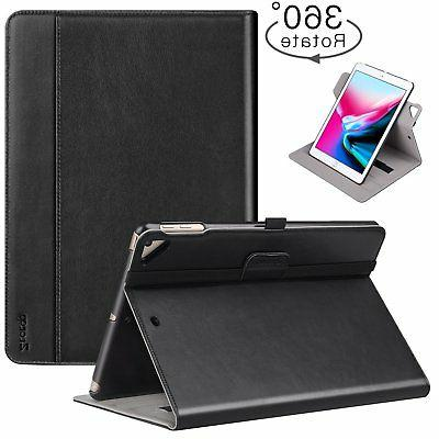 Ztotop iPad 9.7 Inch 2017/2018 Case, with