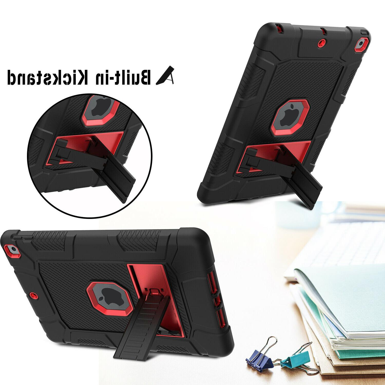 """For 8th 6th 9.7"""" Kickstand Stand Cover"""