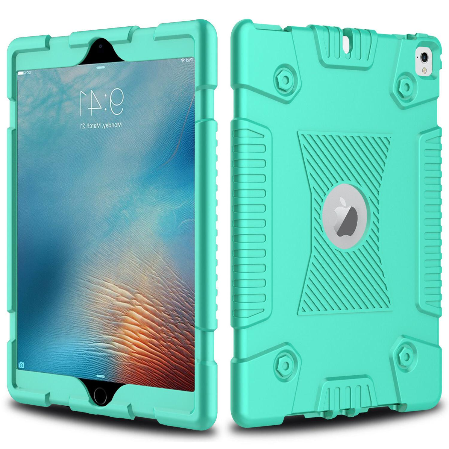 For Apple inch/Pro 2/iPad 5 Case Soft Silicone Cover