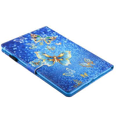 For iPad Mini Air Pattern Leather Stand Flip