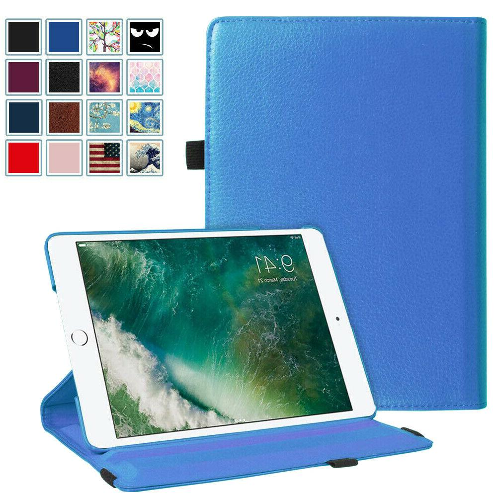 For New iPad 9.7 inch 5th Generation 2017 Tablet 360° Rotat