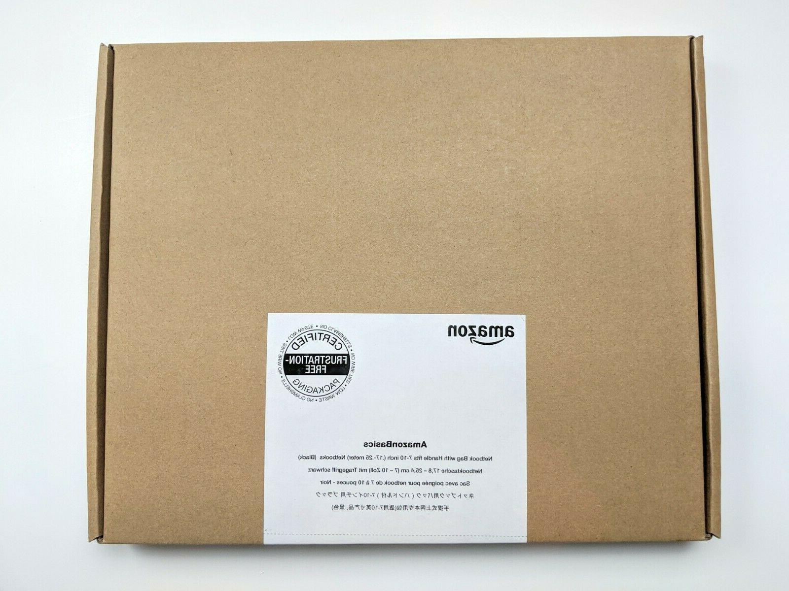 AmazonBasics Air Netbook Bag Fits Tablets