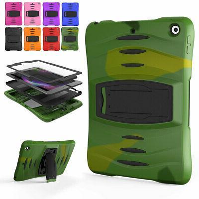 For Apple Mini Tablet Case Rubber Armor Cover